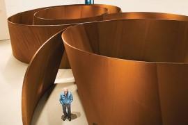 Heavy Metal: Richard Serra