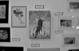 """Intervista all'associazione N.d.A, ospite allo Spazio Artepassante di Repubblica con la mostra """"Delta I"""""""