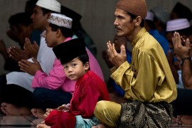 """""""Spiegando l'Islam"""" 18 giugno 2015: la Comunità islamica accoglie Ramadan, mese della purificazione."""