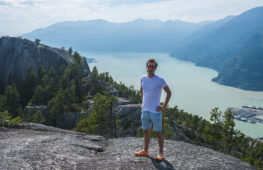 Intervista a Mattia Vettorello: IN VIAGGIO CON FROSTSCAPE