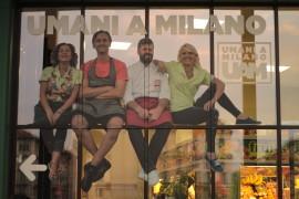 UAM in Darsena: i mille volti umani di Milano