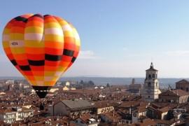 In mongolfiera su Milano? Ora si può