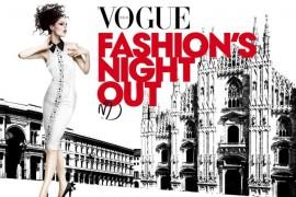 Vogue Fashion's Night Out ritorna!