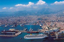 Quel giorno al porto di Palermo