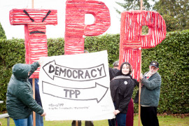 Il TPP e le tensioni cinesi: gli USA oggi