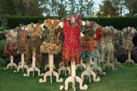 Vestirsi di natura: il Little Green Dress Projekt di Nicole Dextras