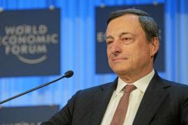Lezione di Mario Draghi in Università Cattolica