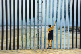 Ana Teresa Fernandez: over the borders