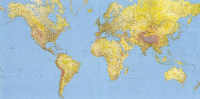 Non chiedere per chi suona la campana lo sbuffolo sbuffo - Foto della mappa del mondo da stampare ...