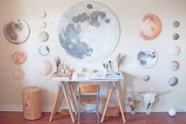 Stella Maria Baer: l'universo è un acquerello