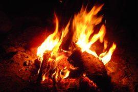 Il cadavere del fuoco