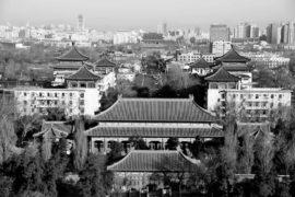 La Cina fa un passo indietro: l'urbanistica come sinonimo di ideale