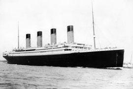 Titanic: emblema della belle époque