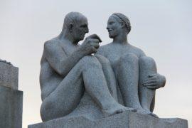 Vigeland park: tra bronzo e realtà