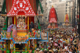 Hare Krishna: intervista nel cuore di Londra