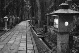 Il cimitero Okunoin: tra Buddha e Panasonic