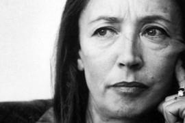 Io e Oriana Fallaci