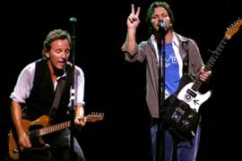 Da Springsteen ai Pearl Jam: quel silenzio per fare rumore