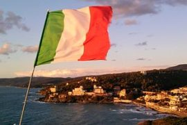 Il patriottismo in Italia è solo sportivo