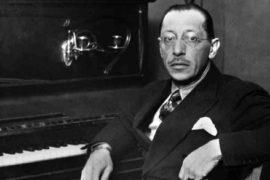 Stravinskij e Le Sacre du Printemps a Parigi