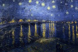 Tre poesie nell'aria della notte