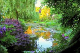 Monet e il giardino di Giverny: la natura come musa