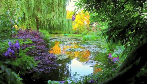 Monet e il giardino di giverny la natura come musa - Giardino delle ninfee ...