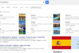 Pronti, Google, si parte