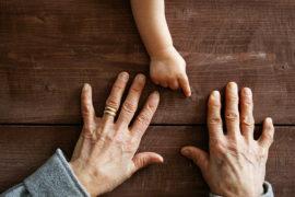 Che mondo sarebbe senza i nonni…