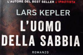 L'uomo della sabbia – Lars Kepler