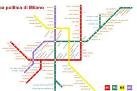 Elezioni Milano: dimmi dove abiti e ti dirò chi voti!