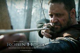 """""""Robin Hood"""": dal mito al cinema di Ridley Scott."""