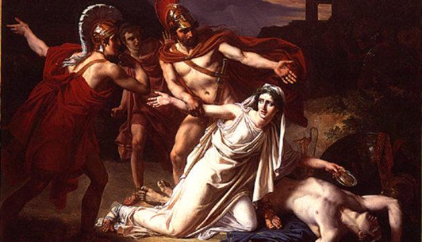 La tragedia di Antigone emoziona ancora