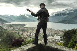 Davide Van De Sfroos: la Synfuniia del Lago di Como