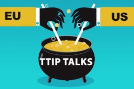 A Ttip for Europe
