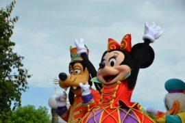 Dietro le quinte del magico mondo Disney