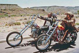 Easy rider : il mito di una generazione on the road