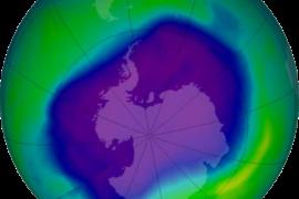 Il Buco dell'Ozono si restringe