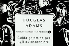 Recensione : Guida galattica per autostoppisti