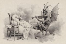 Il Trillo del Diavolo, ovvero quando l'ispirazione viene dall'inferno