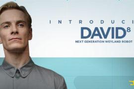 David 8: tecnologico, intellettuale, fisico, emotivo.