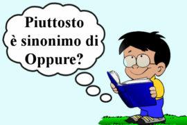 C'è italiano….e italiano