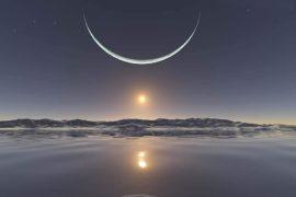 La luna è un sole