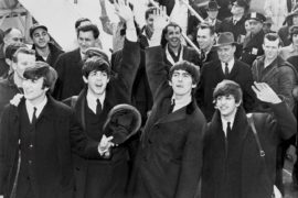 Back on stage – The Beatles