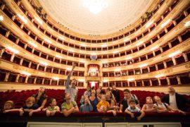 Porte aperte per i bambini al Teatro alla Scala