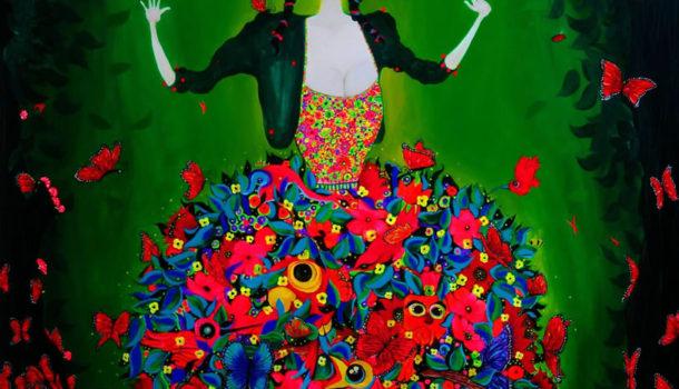 Lettere peruane #5 L'arte di Joan Alfaro.