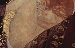 Klimt e Danae : il mito del quadro della pioggia d'oro