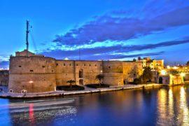 Taranto: il castello aragonese
