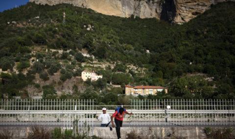 Dalla Nigeria a Ventimiglia