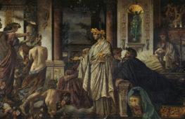 A tavola nell'antichità